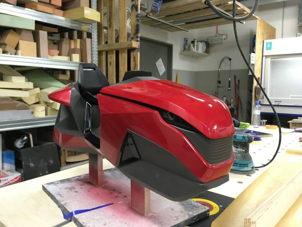 Malotraktor - výroba