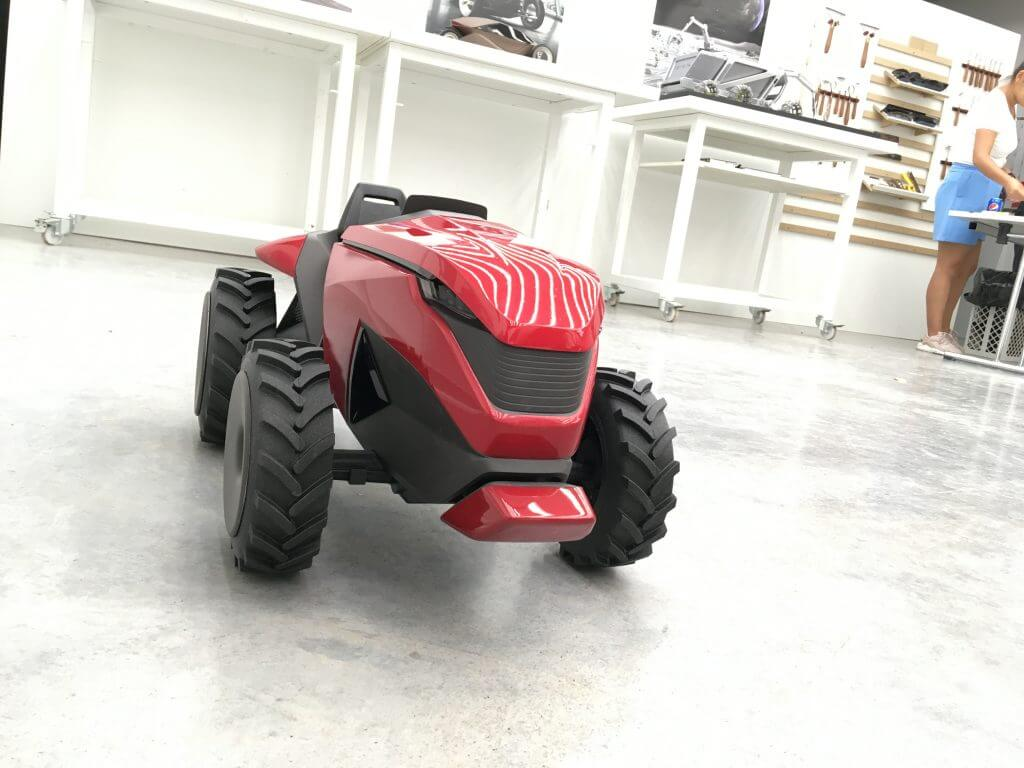 Malotraktor model