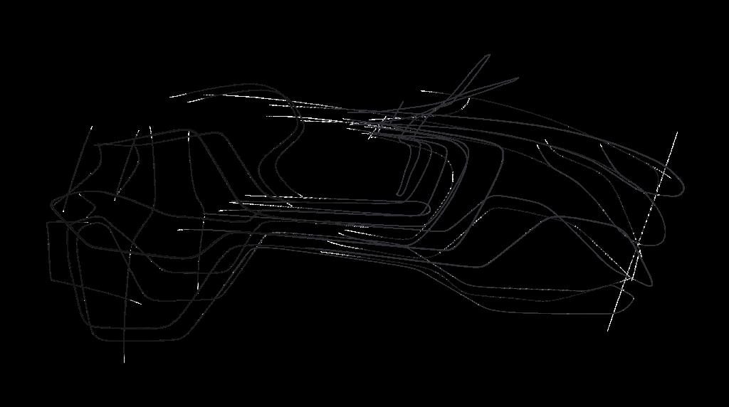 Malotraktor VR skica